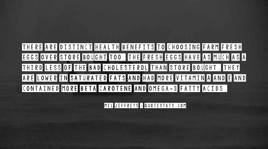 Quotes About Cholesterol #1780442