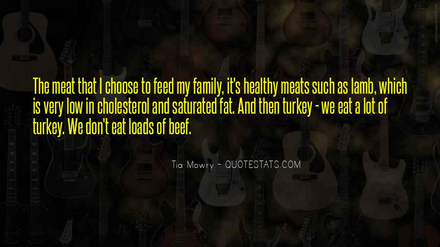 Quotes About Cholesterol #182007