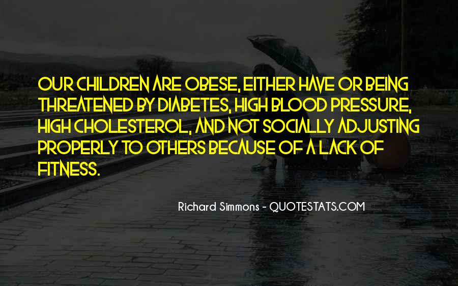 Quotes About Cholesterol #562785