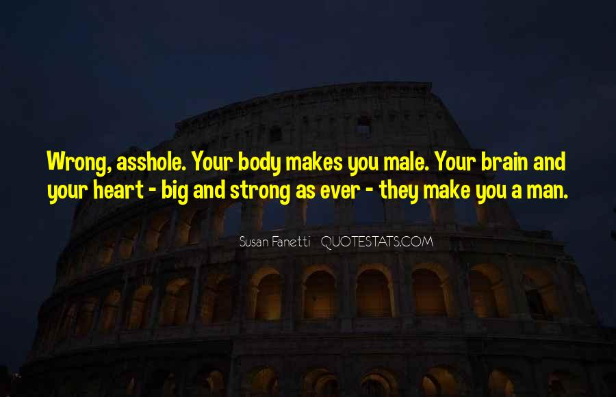 Quotes About Strong Heart #151938