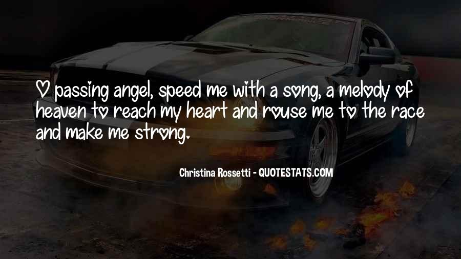 Quotes About Strong Heart #170967