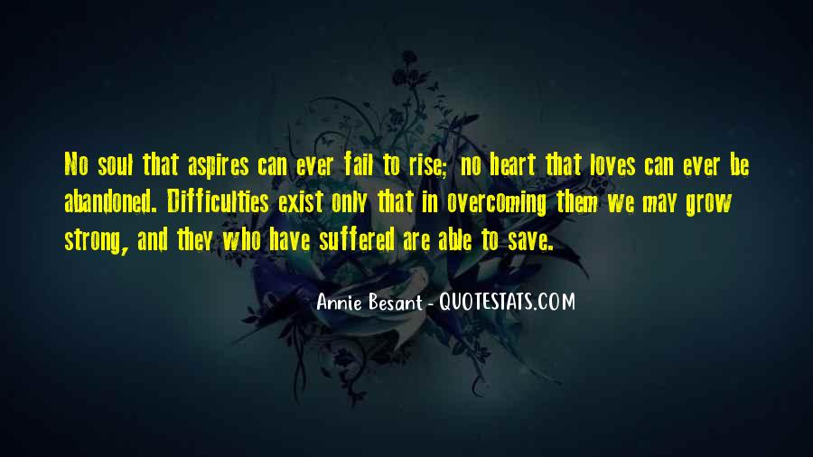 Quotes About Strong Heart #279120