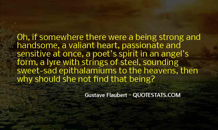 Quotes About Strong Heart #319522