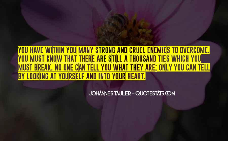 Quotes About Strong Heart #439842