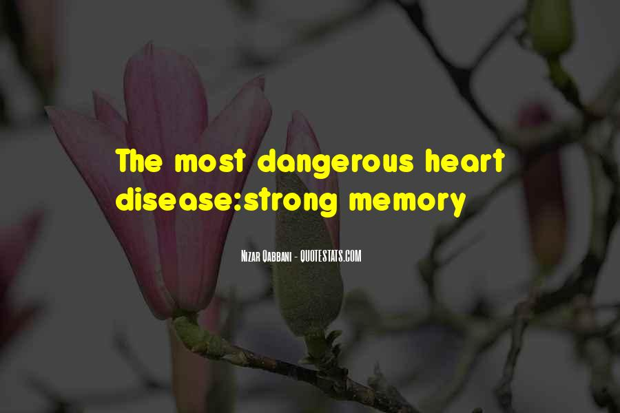Quotes About Strong Heart #48824