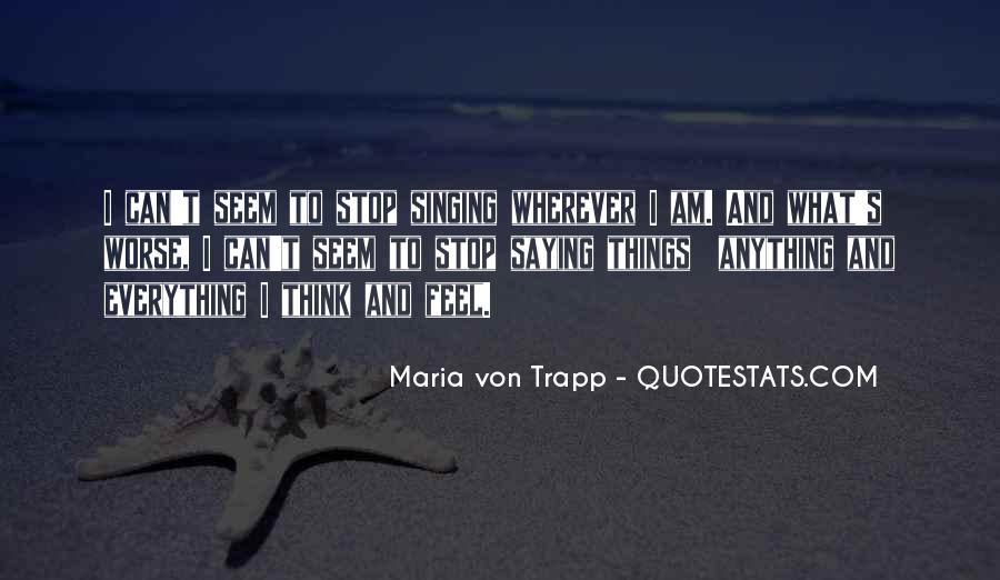 Quotes About Non Stop Thinking #89973
