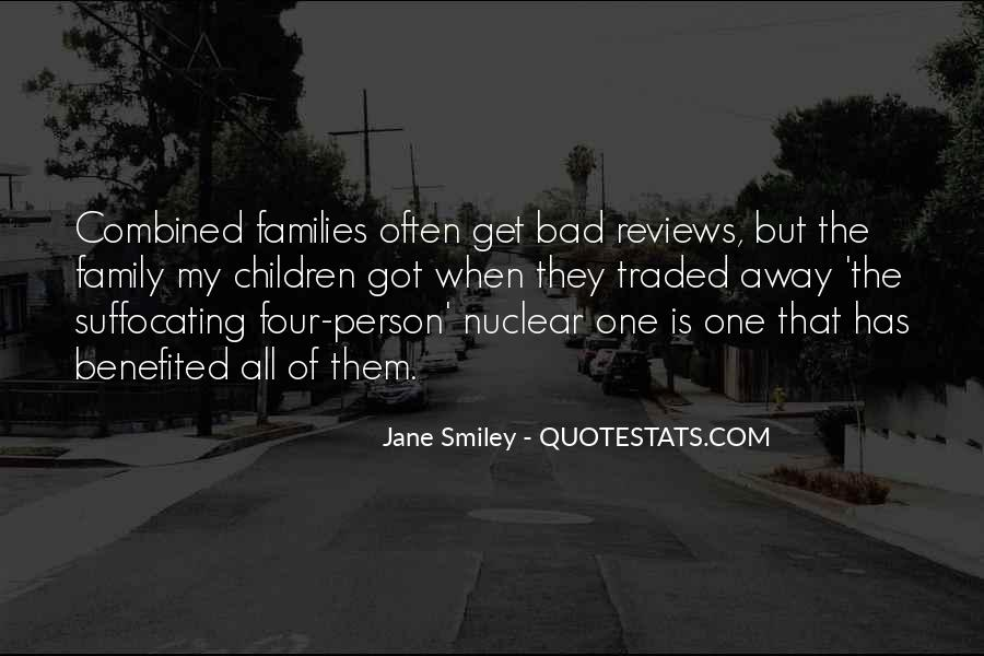 Quotes About Family Far Away #121785