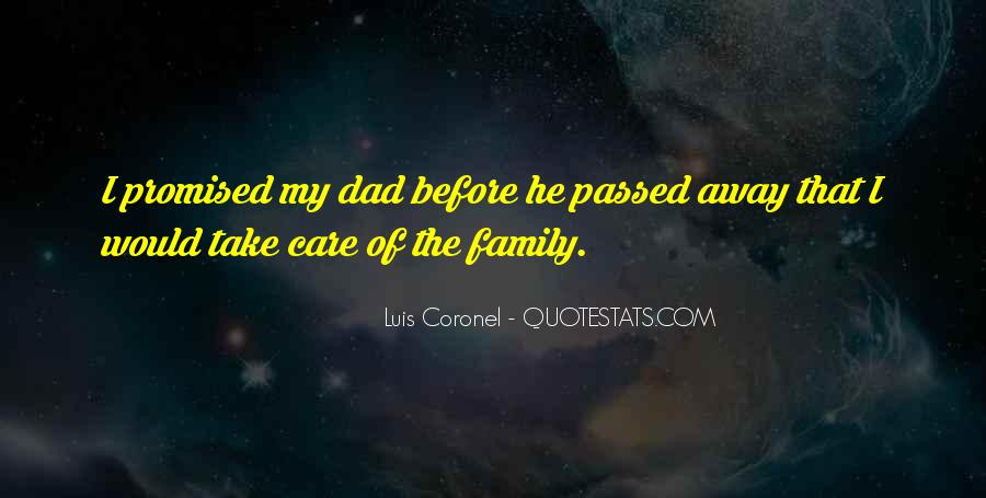 Quotes About Family Far Away #170694