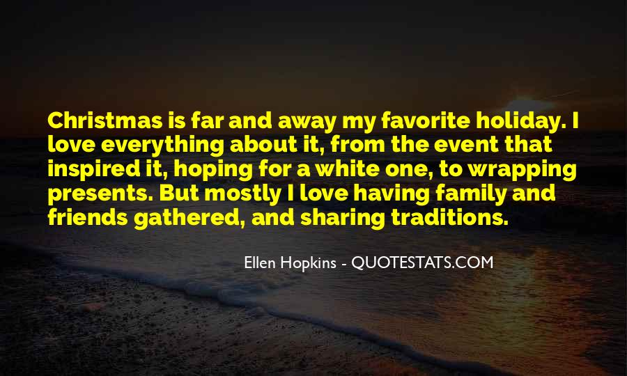 Quotes About Family Far Away #182336