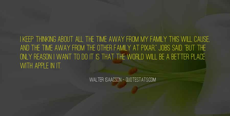 Quotes About Family Far Away #234650