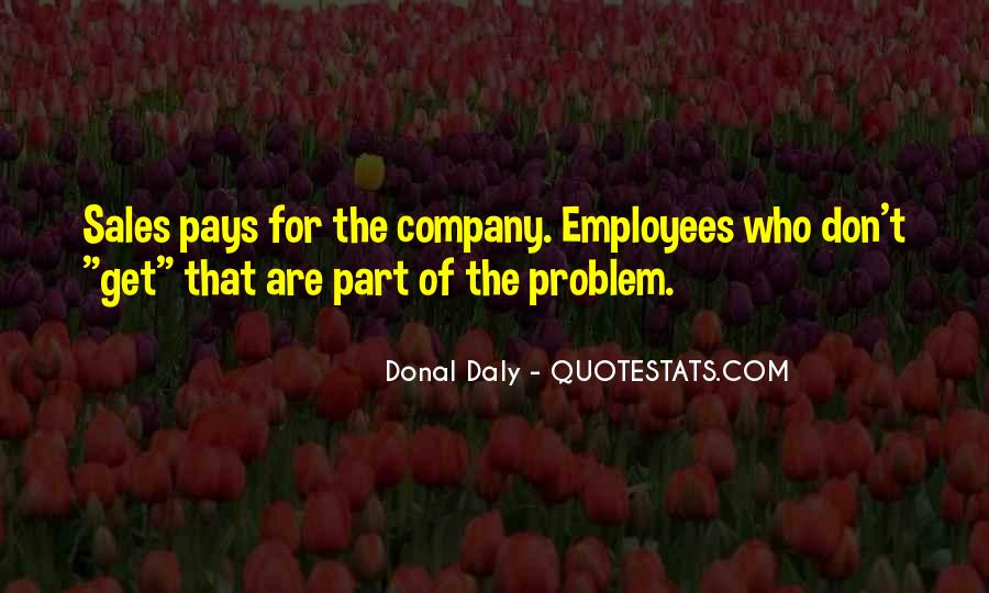 Quotes About Problem Employees #435942