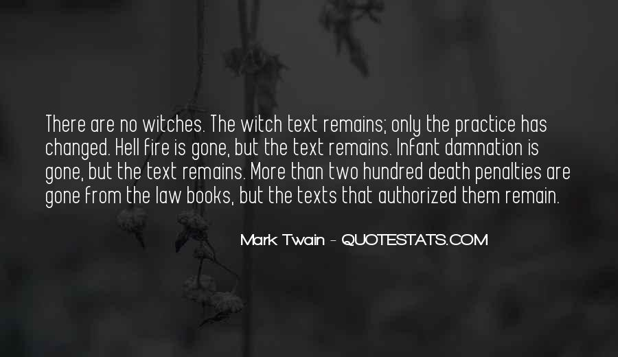 Quotes About Death Penalties #1346543