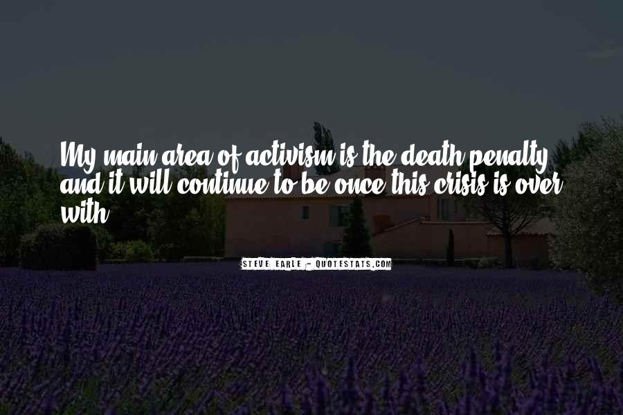 Quotes About Death Penalties #1744751