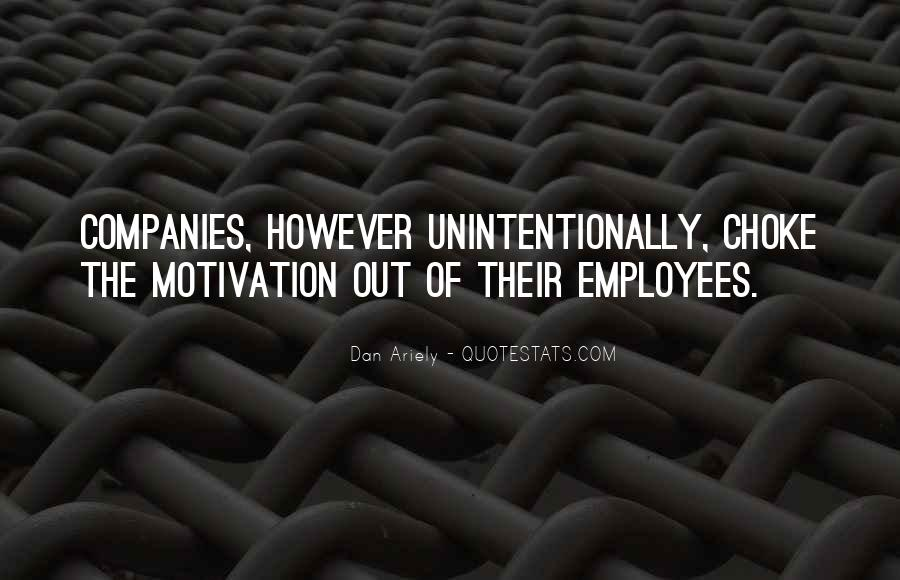 Quotes About Employees Motivation #191382