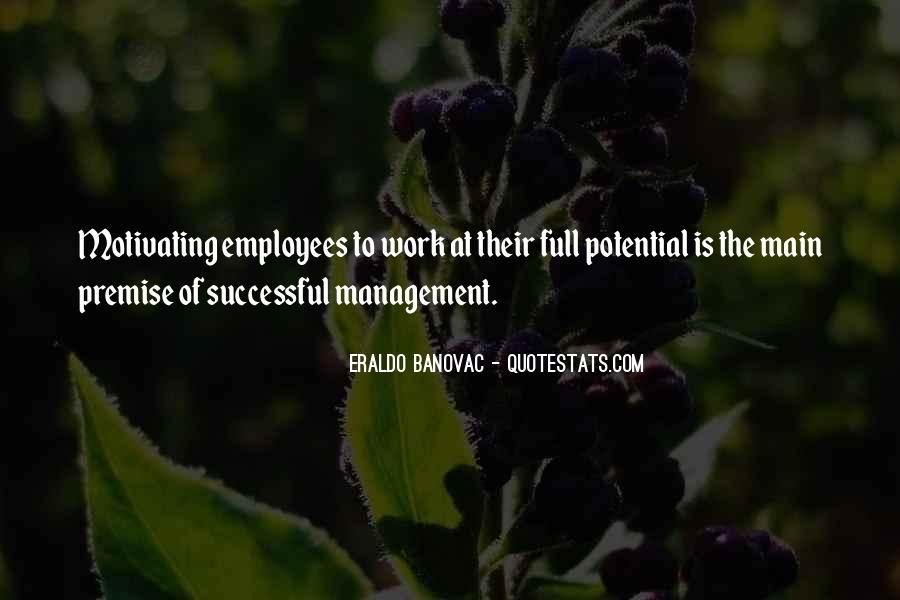 Quotes About Employees Motivation #338294