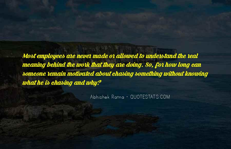 Quotes About Employees Motivation #734249