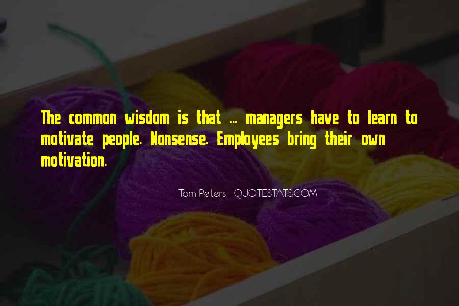 Quotes About Employees Motivation #902863