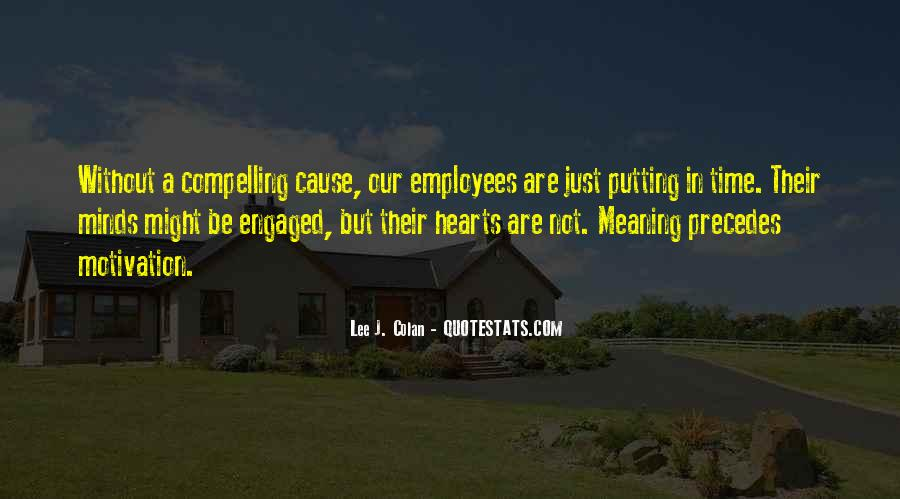 Quotes About Employees Motivation #980419