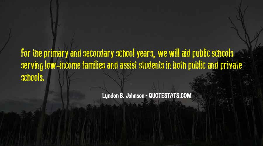 Quotes About Private School Education #801193