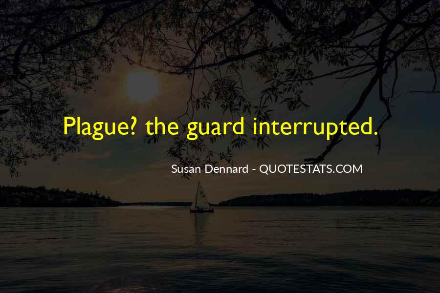 Quotes About Having Guard Up #12784