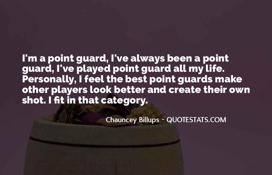 Quotes About Having Guard Up #13067
