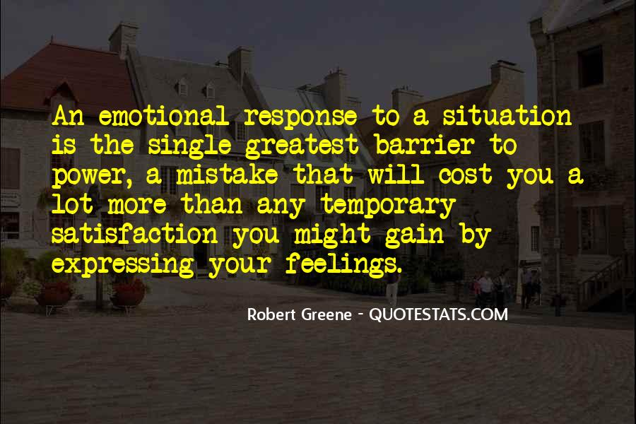 Quotes About Expressing Your Feelings To Someone #1041809