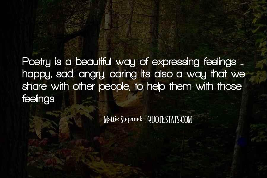 Quotes About Expressing Your Feelings To Someone #767550