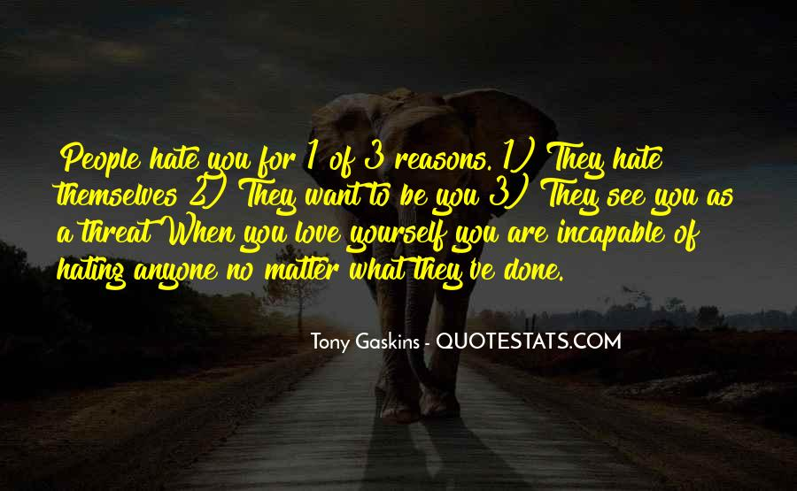 Quotes About What You Want #19547
