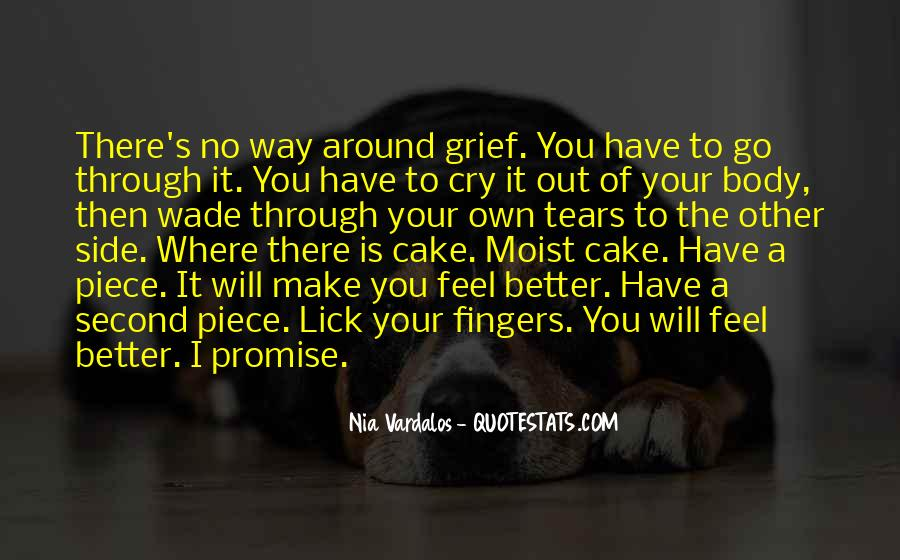 Quotes About Piece Of Cake #132965