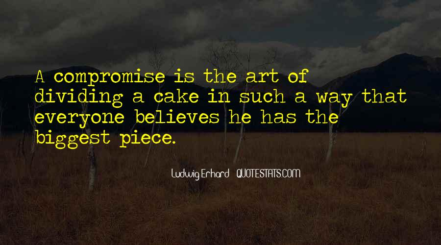 Quotes About Piece Of Cake #149333