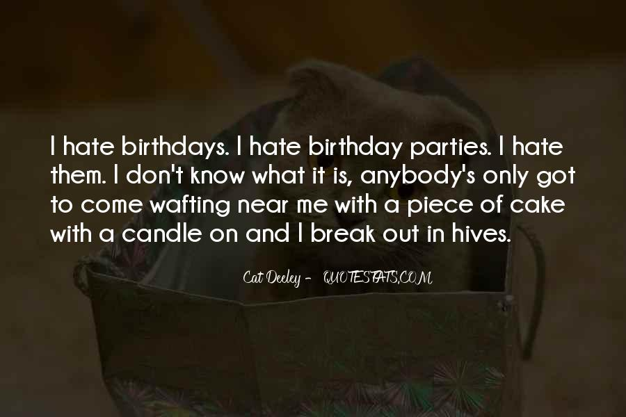 Quotes About Piece Of Cake #1640384