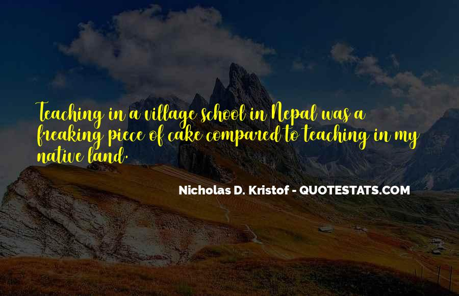 Quotes About Piece Of Cake #1741431