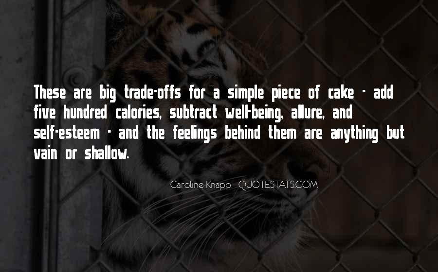 Quotes About Piece Of Cake #41852