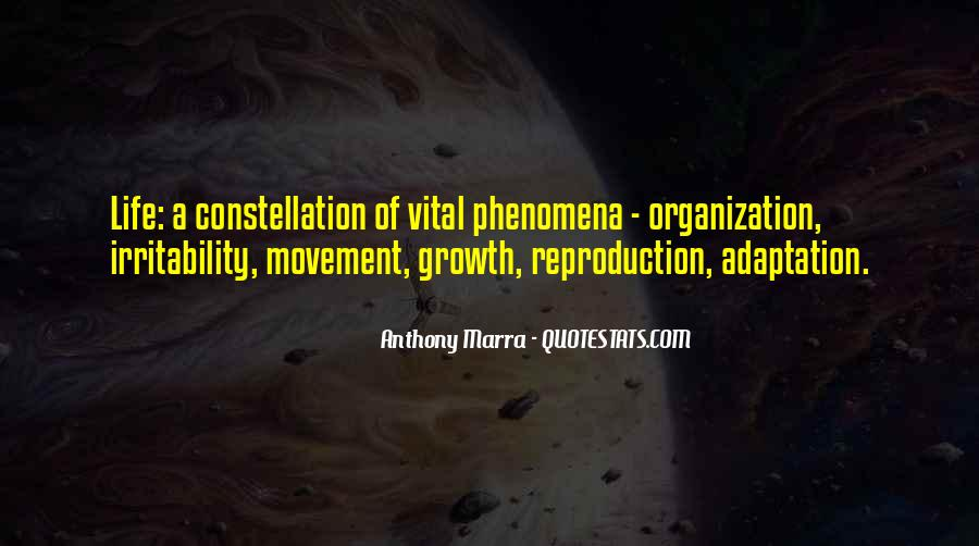 Quotes About Adaptation #108924