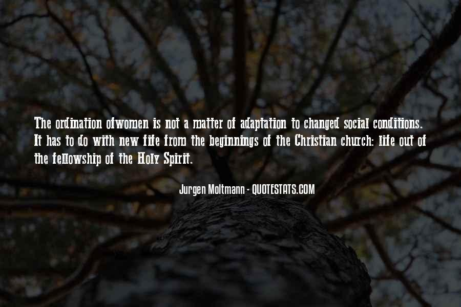 Quotes About Adaptation #246583