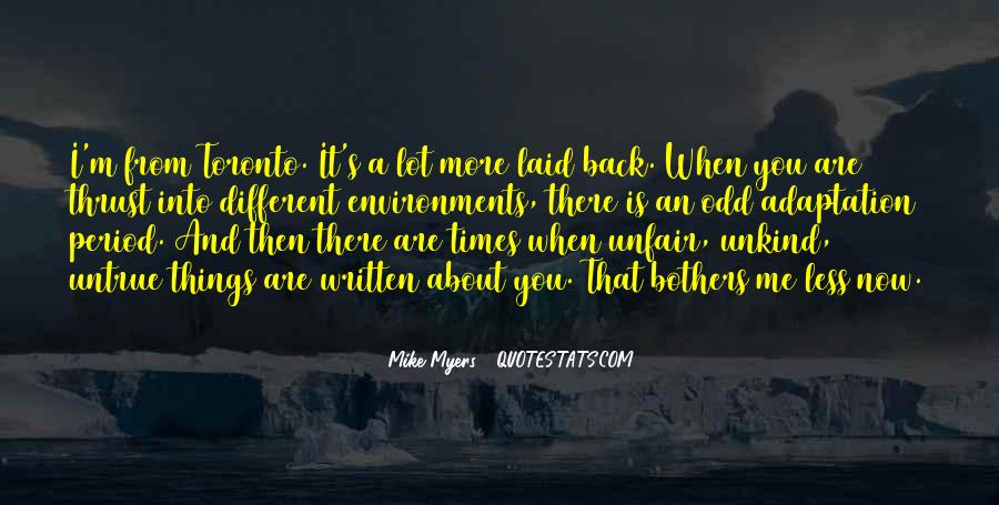 Quotes About Adaptation #348944