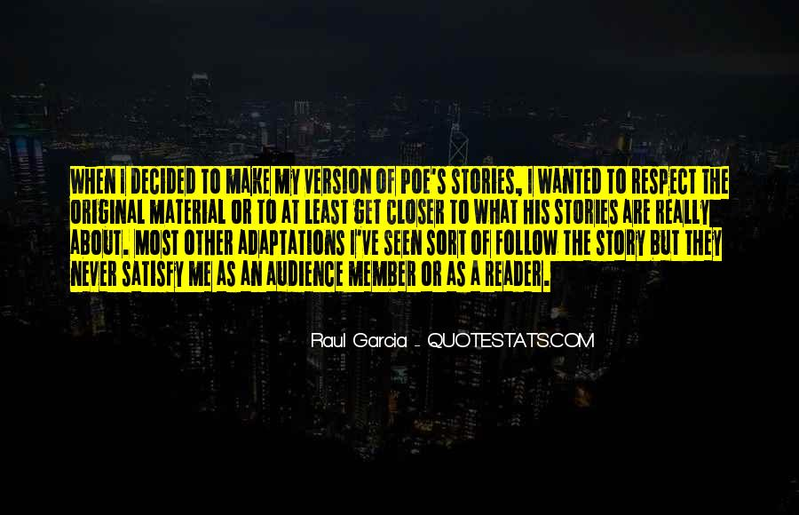 Quotes About Adaptation #369412