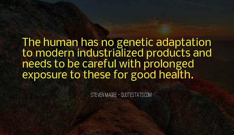 Quotes About Adaptation #41110