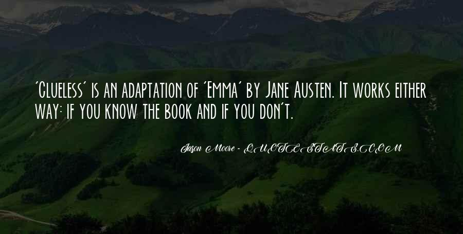 Quotes About Adaptation #463951