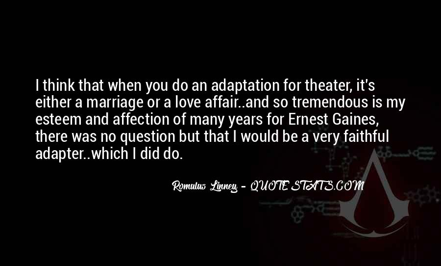 Quotes About Adaptation #464551