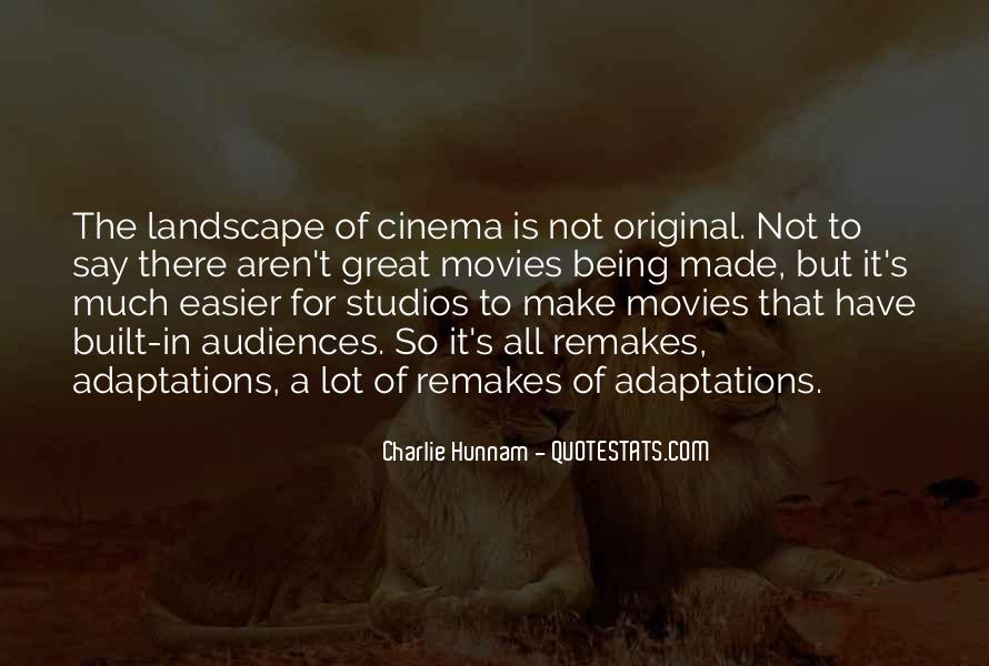Quotes About Adaptation #484597