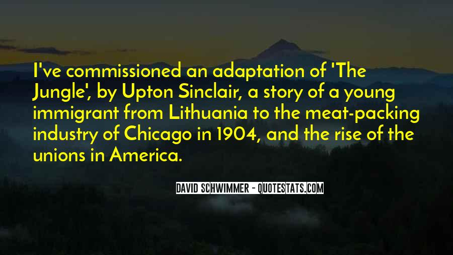 Quotes About Adaptation #6816
