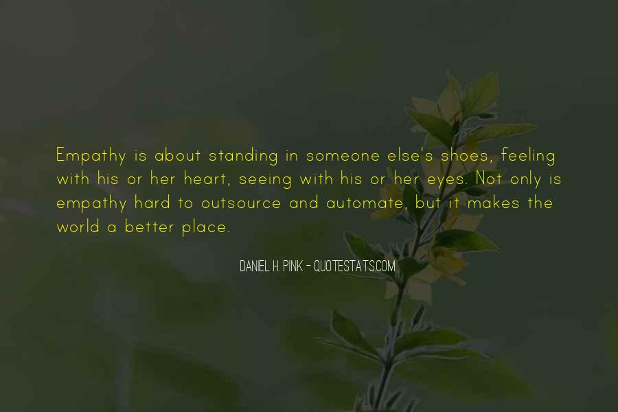 Quotes About Standing Up For Someone Else #251775