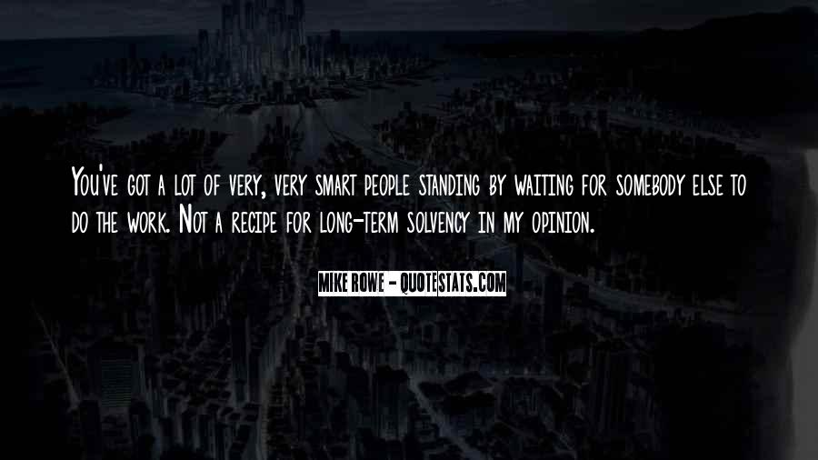Quotes About Standing Up For Someone Else #304342