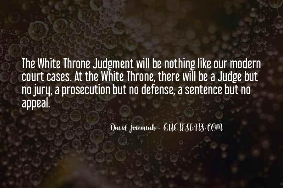 Quotes About Prosecution #1119083