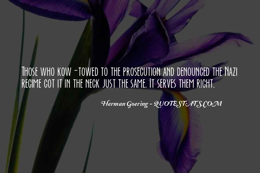 Quotes About Prosecution #1163225