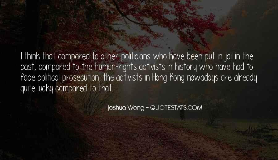 Quotes About Prosecution #1707121
