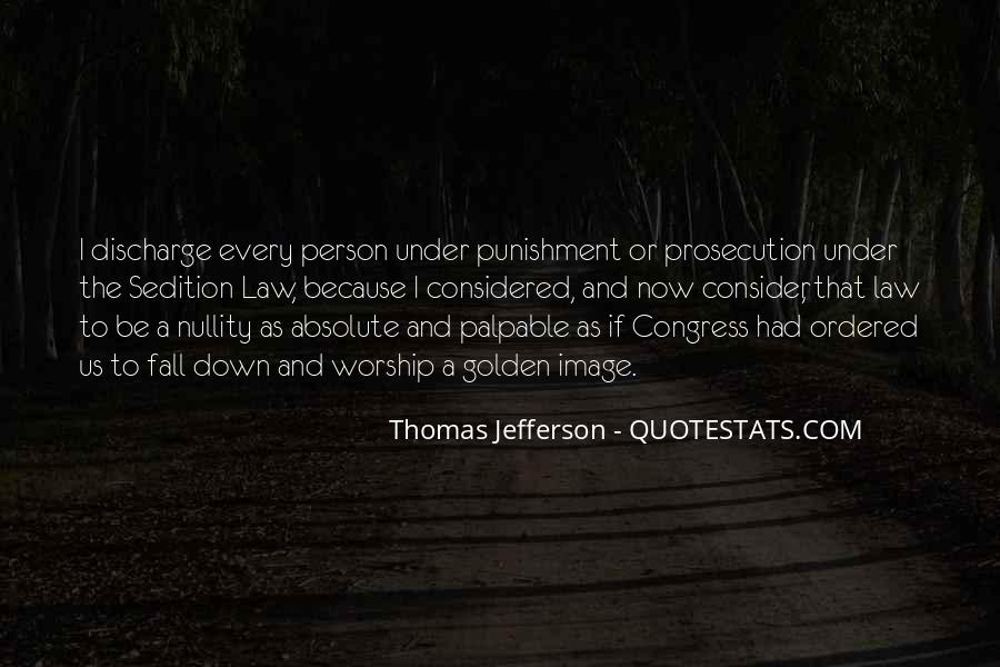 Quotes About Prosecution #1766271