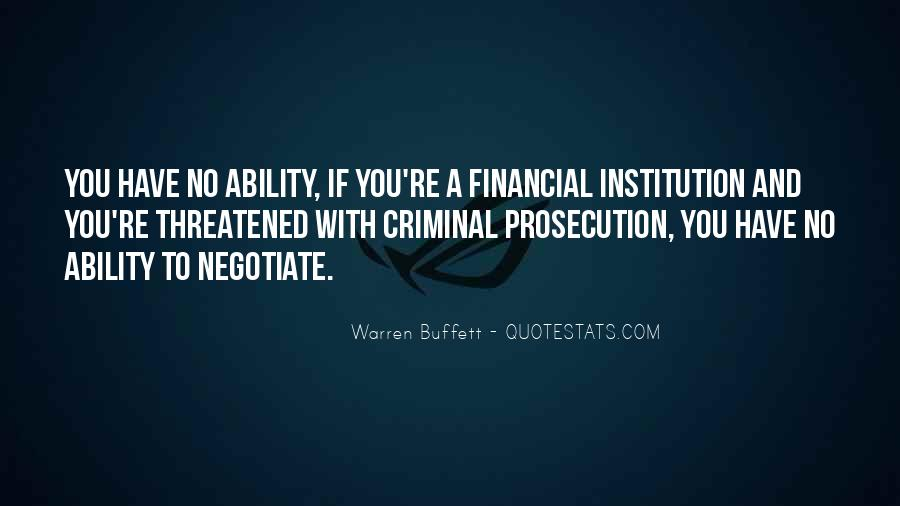 Quotes About Prosecution #324455
