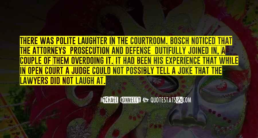 Quotes About Prosecution #443102